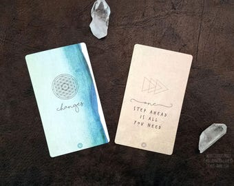Cleansing Energy - Learn where to cleanse and clean up your life! Intuitive psychic tarot oracle card divination reading