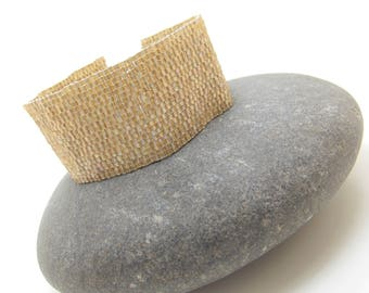 Peyote Bracelet, Beaded Bracelet, Beadwoven Bracelet, Beaded Cuff, Gift for Her, Handmade Jewelry