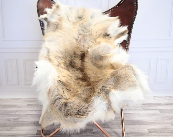 Reindeer Hide | Reindeer Rug | Reindeer Skin | Throw L  Large - Scandinavian Style #20RE17