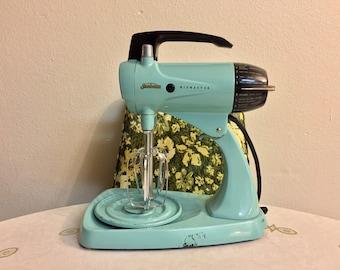 1950's Turquoise Sunbeam Mixmaster