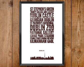 Dublin City Print
