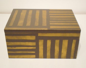 Sweetgrass decorative gift box - a perfect present for her