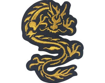 Chinese Dragon patch