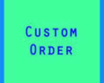 Create your own custom design!