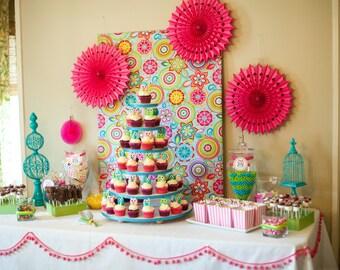 Night Owl Birthday, Night Owl Birthday Party, Night Owl Invitation, Night Owl Printables, Night Owl Decorations, Lauren Haddox Designs