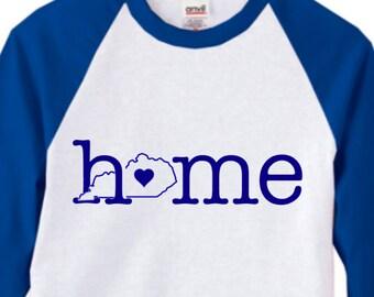Kentucky Home, Ky Home, Kentucky SVG