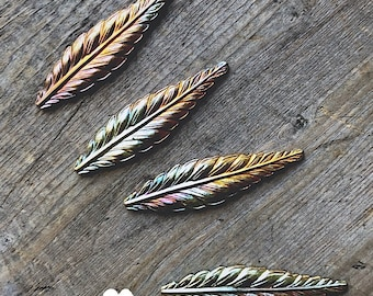 Leaf Embellishment - DIY Jewelry