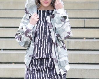 Rain jacket ' Camou '