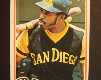 Topps Baseball 1978** Hall Of Fame** DAVE WINFIELD** PADRES #530