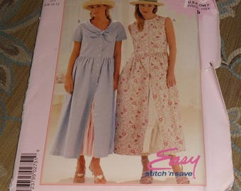 McCall's Price Buster Pattern @P275 Dresses Size AA 6-12 Uncut & Unused