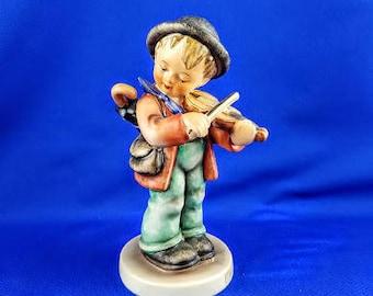 1950's Little Fiddler Hummel Figurine