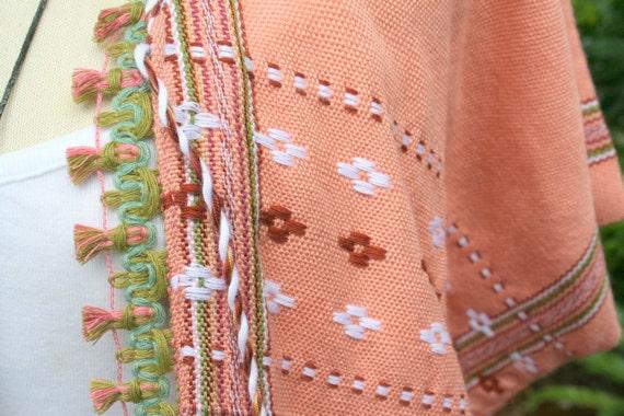 Jacket Embellished Tribal Long Womens Karen Nadiya Ethnic Hand Woven Coat w1wqSp7