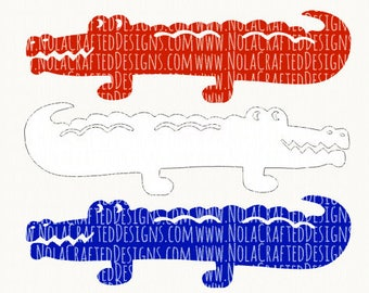 Boys 4th of July Summer Svg Cut File - Fourth of July Svg Cutting File - Southern Boy Svg Cut File - My First Fourth Svg - Alligator - Gator