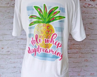 dole whip shirt, disney snacks, dole whip, dole whip float, disney shirt, disney vacation shirt, dole whip daydreaming