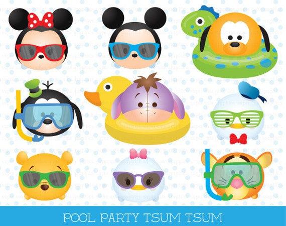 Tsum Tsum Clipart Tsum Tsum Graphics Disney Tsum Tsum Tsum