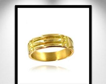Atlantis Ring Vermeil _ Atlantis vermeil ring