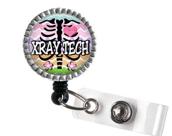 XRay Tech ID Holder, Badge Gift