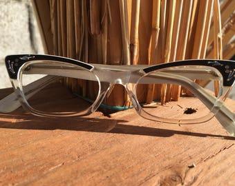 1950s Cat Eye eyeglass frames