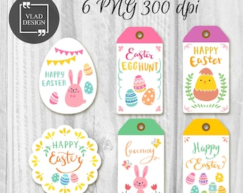 Printable mothers day gift tags mothers tags mothers day printable hand drawn design easter tags easter gift tags easter labels instant download diy chick tags negle Images