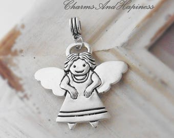 Pendant Angel Necklace Wings