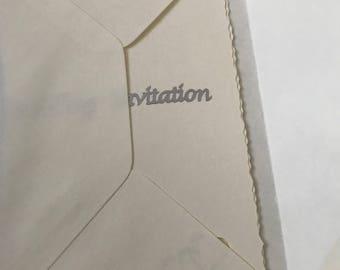 Wedding invitation; handmade wedding invitations; wedding invites; wedding season; handmade wedding invites; handmade wedding invitation