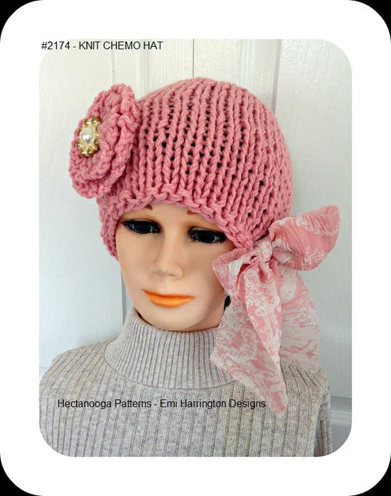 Knit Chemo Hat Pattern Hat Knitting Pattern Knitting For