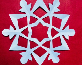 "The ""Theresa"" Snowflake Pattern"
