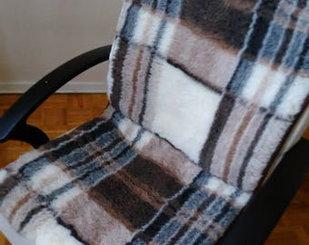 Seat cover / wool seat cover / car seat cover / chair cover / warm cover / winter cover