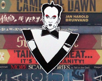 Klaus Nomi Vinyl Cutout Sticker