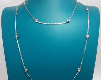 925 ct Sterling Silver Necklace