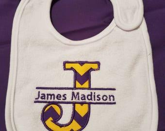 James Madison Bib