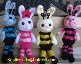 Bumble-Bunz Crochet pattern