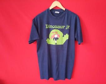 vintage Dinosaur jr grunge band music concert 90s t-shirt