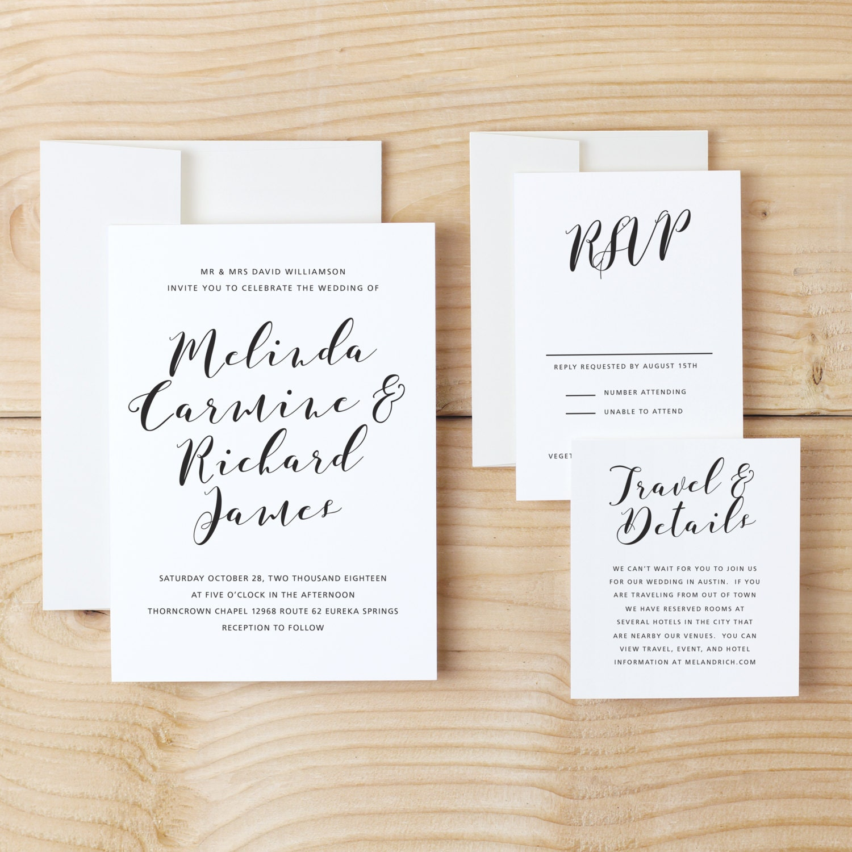 download and print wedding invitations - Yelom.myphonecompany.co