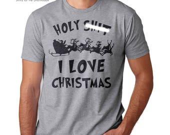 funny christmas shirt i love christmas t shirt merry af jolly af shirt grinch t shirt scrooge christmas shirt merry christmas shirt xmas