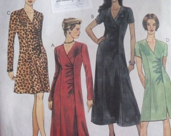 McCall's Pattern 9642 - Vintage Dress Pattern - Uncut - Size 8 to 12