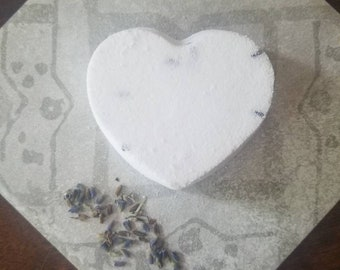 Lavender Infused Bath Bomb