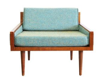 "Mid Century Modern Arm Chair (""Executive Chair"")"