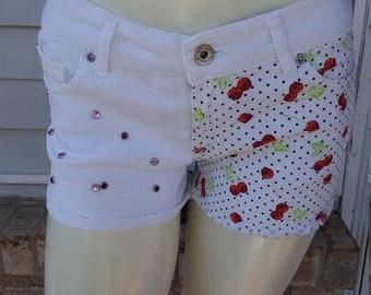 Cherry Picked Shorts Size 7