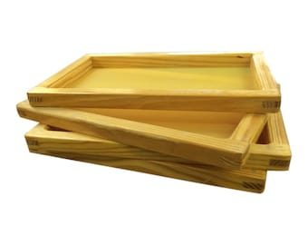 """Silk Screen Frame for Screen Printing (8X12"""") with high quality mesh"""