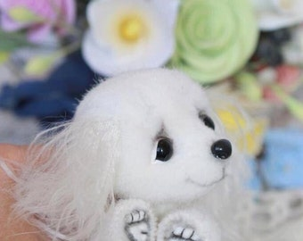 PDF Sewing Pattern for 4 - 4,5 inch Dog
