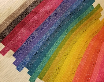 Made-To-Order Rainbow Quilt