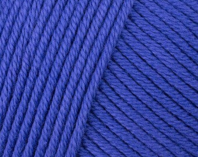 DMC Natura Medium - Royal Blue 332.700
