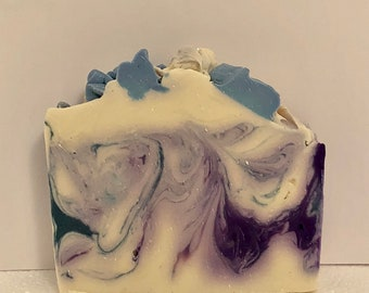 Cotton Blossom,Organic Soap,All Natural Soap,Facial Soap,Soap,Oatmeal Soap,Olive Oil Soap,Scented Soap, Luxury Soap, Handmade Soap