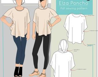 The Elza Poncho