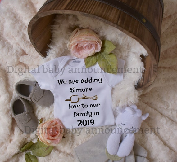 Pregnancy Social Media Baby Announcement