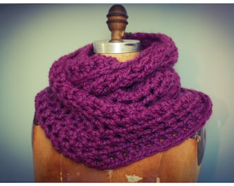Infinity scarf great thrill
