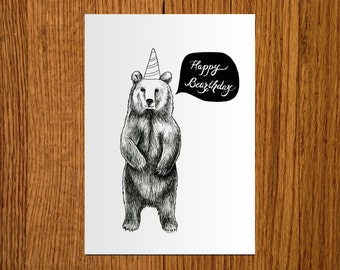 Birthday Card - PDF
