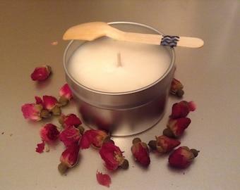 Rose Massage Candle