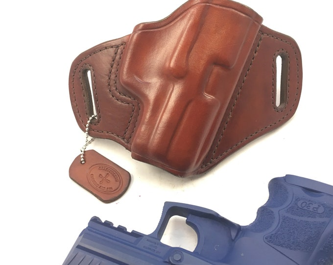H&K P30SK * Ready to Ship * - Handcrafted Leather Pistol Holster